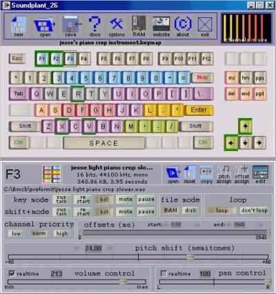 Soundplant 26 screenshot