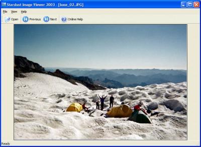 Stardust Image Viewer 2003 1.0.0.3 screenshot
