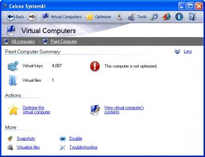 SystemAI 1.5 screenshot