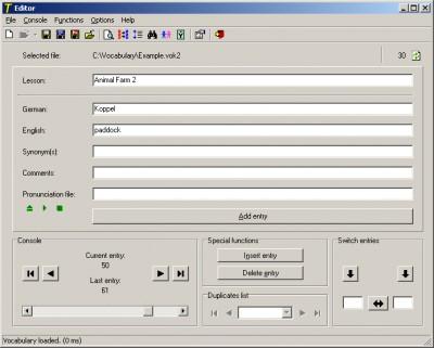 Teachmaster 4.3 screenshot