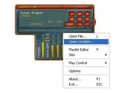 Total Player 3.1 screenshot