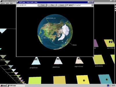 TriDComm 1.4 screenshot