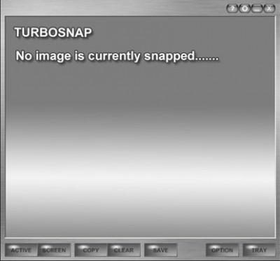 Turbosnap 3.0 screenshot