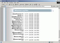 WebAdmin 3.3.2 screenshot