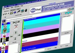 WebChat - Communicator 1.2.27 screenshot