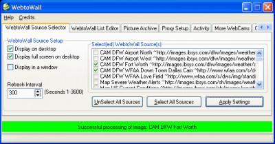 WebtoWall 1.0.0.66 screenshot